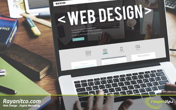 طراحی سایت در مسکو