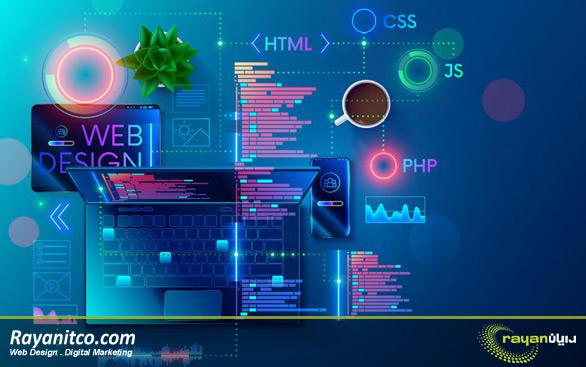 طراحی سایت شرکتی در روسیه