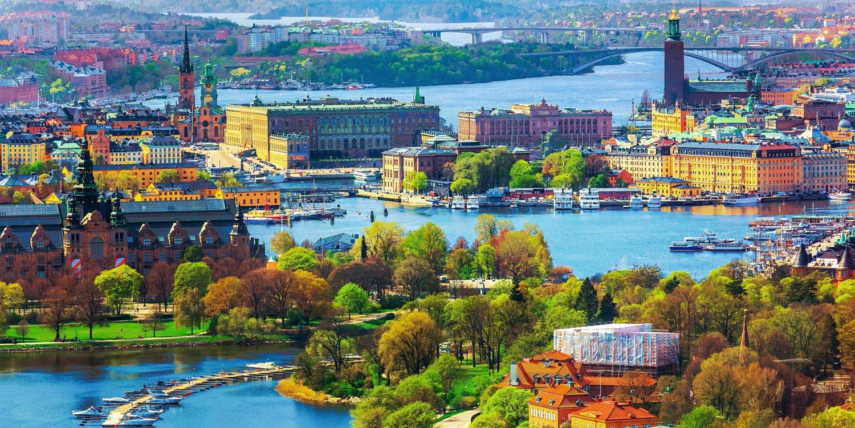 طراحی سایت در سوئد