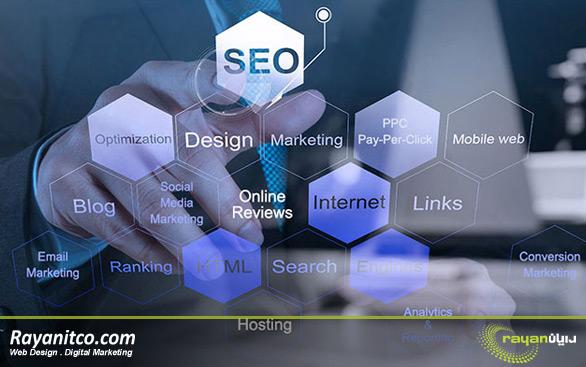 ویژگی های طراحی سایت در سوئد