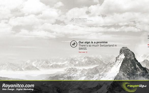 طراحی وب سایت در سوئیس