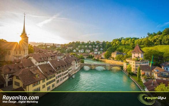 طراحی سایت در تمام شهرهای سوئیس