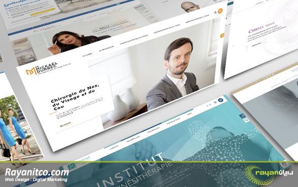 قیمت طراحی سایت در یونان
