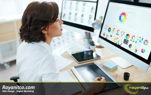 طراحی سایت در خِنت یا گِنت