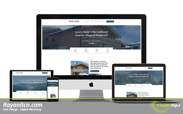 طراحی سایت در وین