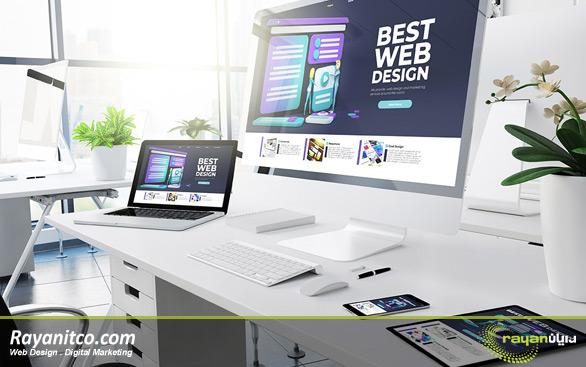 قیمت طراحی سایت در اوکراین