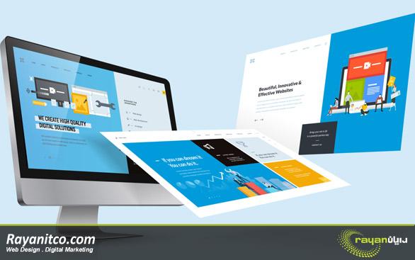خدمات طراحی سایت در اروپا
