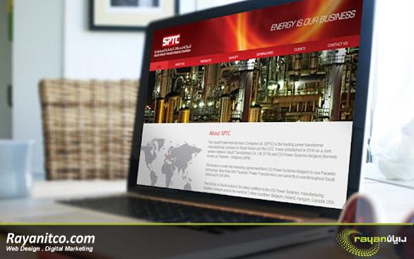 طراحی سایت در دبرسن