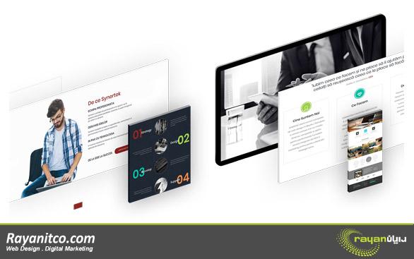 طراحی سایت در کلوژ – ناپوکا