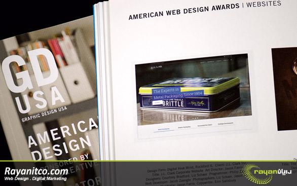 خدمات طراحی سایت در آمریکا