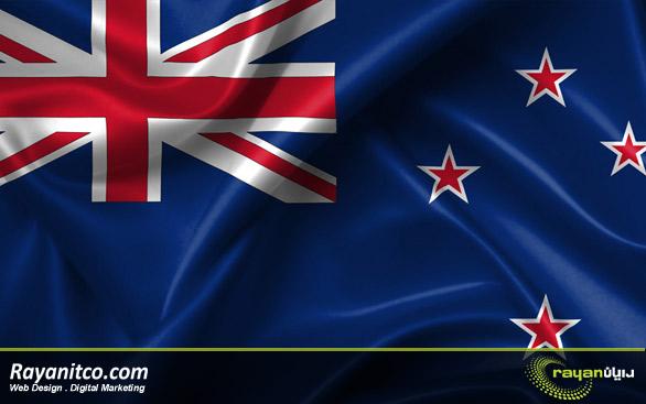 طراحی وب سایت در نیوزلند