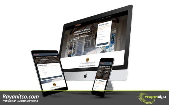 طراحی سایت در تمام شهرهای نیوزلند