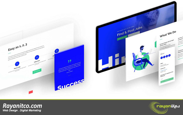 طراحی سایت شرکتی در افغانستان