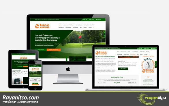 قیمت طراحی سایت در کانادا