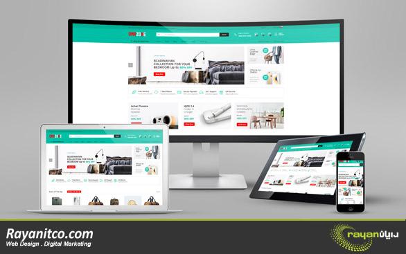 طراحی سایت شرکتی در عمان