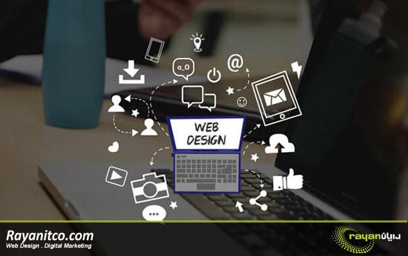 طراحی سایت شرکتی در عربستان